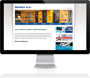 Website Hunter